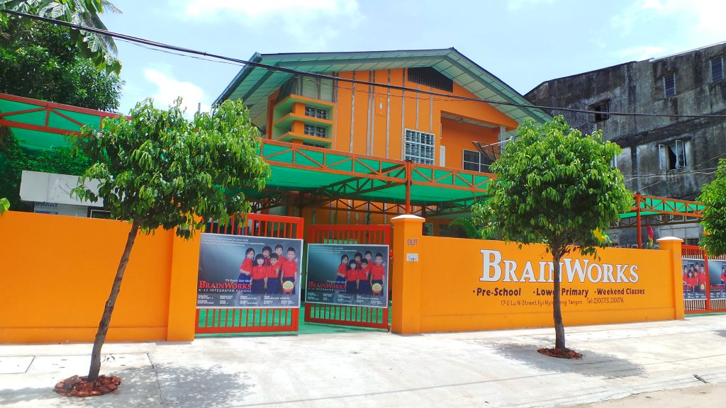 Image result for Brainworks School, Myanmar